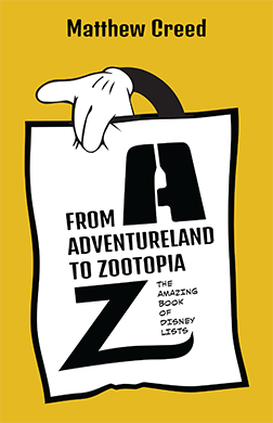 From Adventureland to Zootopia