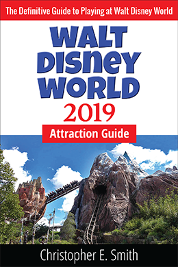 Walt Disney World Attraction Guide 2019