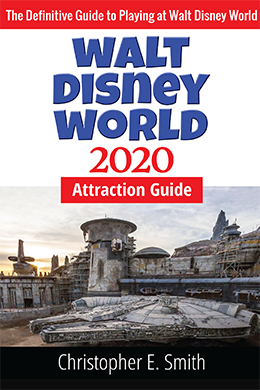 Walt Disney World Attraction Guide 2020