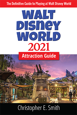 Walt Disney World Attraction Guide 2021