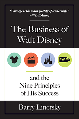 The Business of Walt Disney