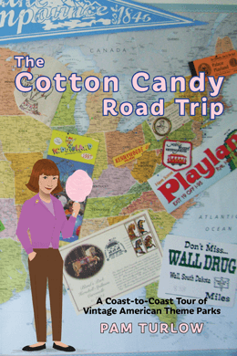 The Cotton Candy Road Trip