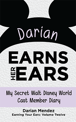 Darian Earns Her Ears