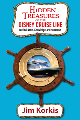 Hidden Treasures of the Disney Cruise Line