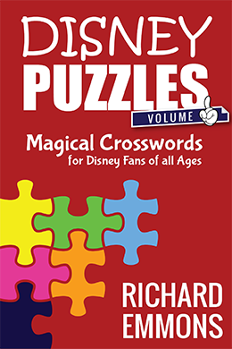 Disney Puzzles: Volume One