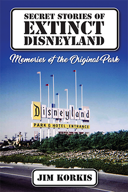 Secret Stories of Extinct Disneyland