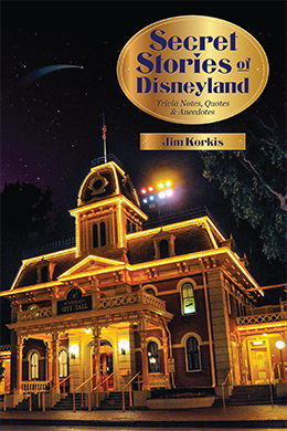 Secret Stories of Disneyland