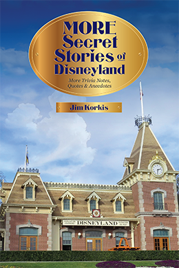 More Secret Stories of Disneyland