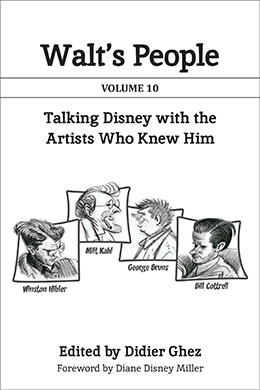Walt's People: Volume 10