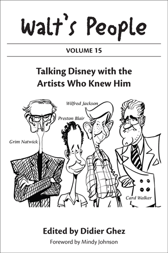 Walt's People: Volume 15