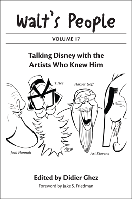 Walt's People: Volume 17