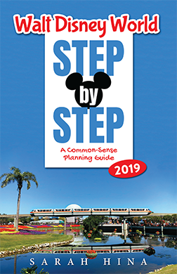 Walt Disney World Step-by-Step 2019
