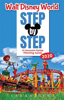 Walt Disney World Step-by-Step 2020
